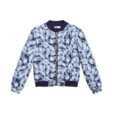 Little Girls Quilted Bomber Jacket, Created for Macy's