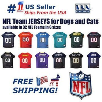 Pets First NFL Cincinnati BengalsLicensed Mesh Jersey for Dogs and Cats - Small