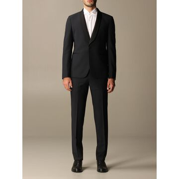Classic Gran Sasso Single-breasted Suit
