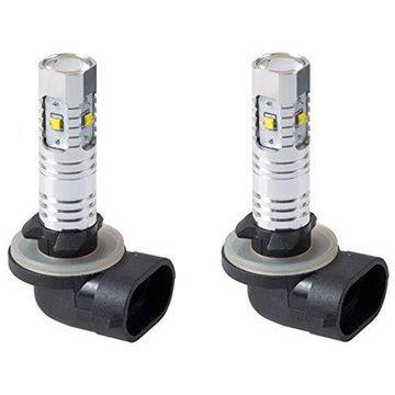 Putco 250886W Optic 360 LED Fog Lamp Bulb
