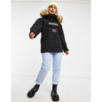 Napapijri Skidoo 3 jacket in black
