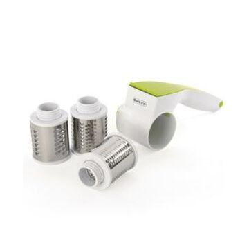 BergHOFF CooknCo 5-Pc. Rotary Cheese Grater Set