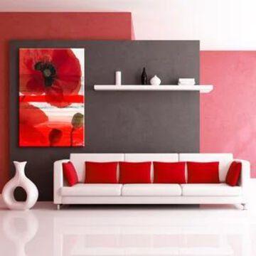 Ready2HangArt 'Painted Petals XXXII' Canvas Wall Art