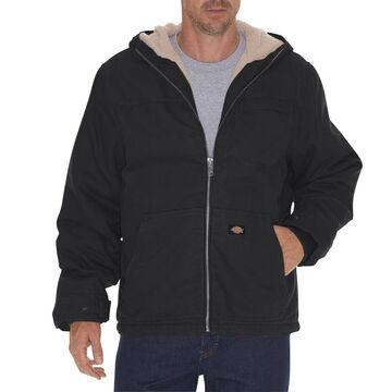 Men's Dickies Sherpa-Lined Hooded Jacket