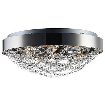 Lace Flushmount by Maxim Lighting