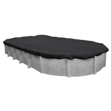 Robelle Mesh Winter Cover for Oval Above-Ground Pools