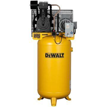 DEWALT 80-Gallon Two Stage Corded Electric Vertical Air Compressor | DXCMV7518075