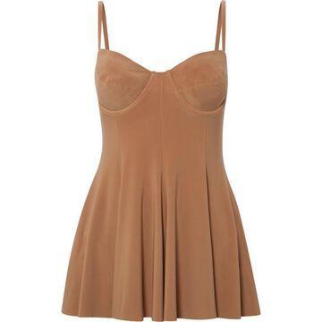 Norma Kamali - Swim Dress - Tan
