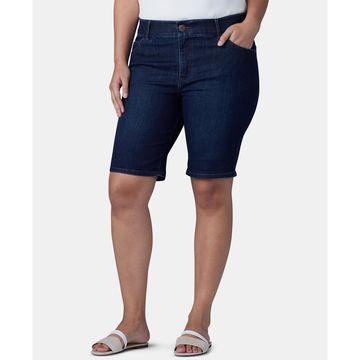 Plus Size Flex To Go Bermuda Shorts
