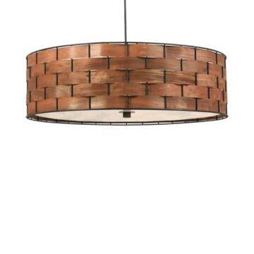 Kenroy Home Casual 3 Light Pendant