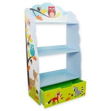 Teamson Kids Fantasy Fields Enchanted Woods Bookcase