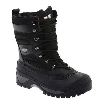 Baffin Men's Crossfire Snow Boot Black
