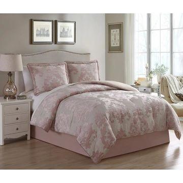 Veratex Beau Gueste 4 Piece Comforter Set