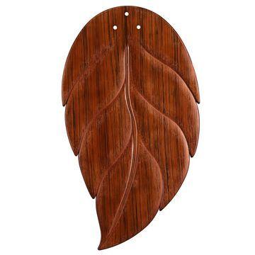 Kichler Fan Accessory Climates Blade Set in Dark Oak