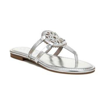 Circus by Sam Edelman Women's Canyon Medallion Flat Sandals Women's Shoes