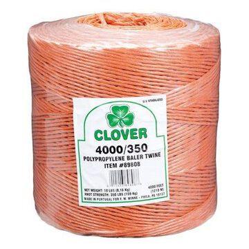 Clover 4000 ft. L Orange Poly Twine