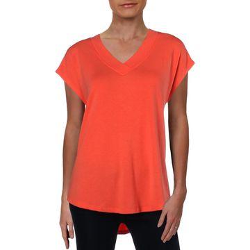 Cupio Womens Casual V-Neck T-Shirt