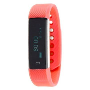 RBX TR5 Active Wireless Activity Tracker with Call and Message Alerts, Multiple Colors Available