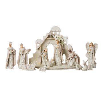 Roman Nativity Set