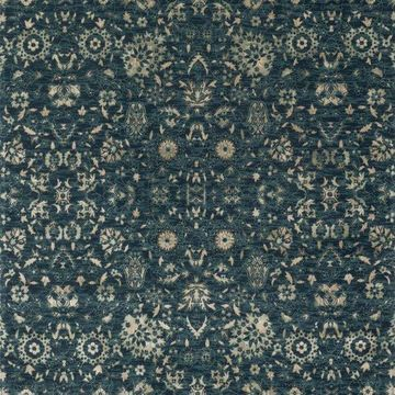 Loloi Rugs Journey Collection Navy and Beige, 12'x15'