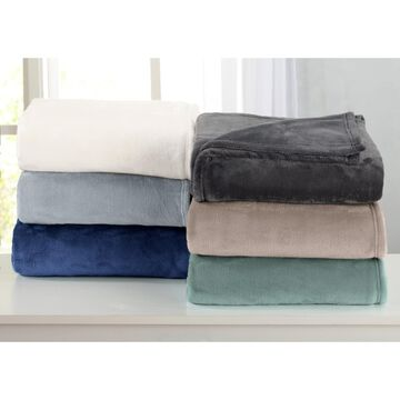 Home Fashion Designs Marlo Collection Ultra Velvet Plush Fleece Blanket