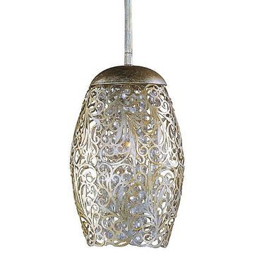 Arabesque Mini Pendant by Maxim Lighting