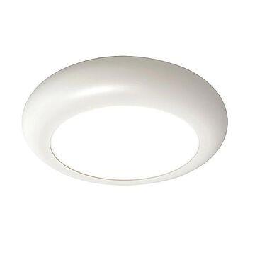 T-3401 Emma Large Ceiling Wall Light by Estiluz - Color: White - Finish: White - (034017172)