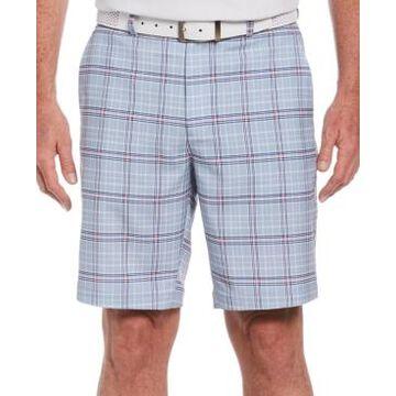 Pga Tour Men's Plaid Shorts