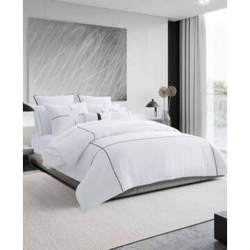 Vera Wang Zig Zag Queen Comforter Set Bedding