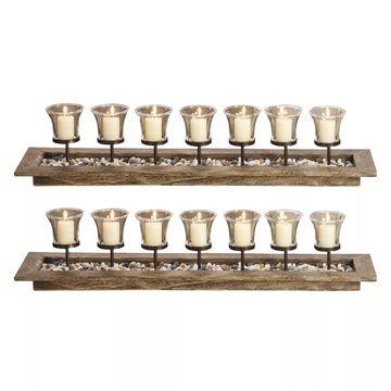Pomeroy Firenza Candle Holder 16-piece Set