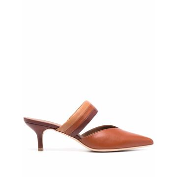 Malone Souliers With Heel Brown