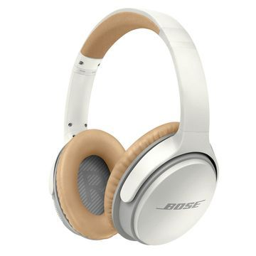 Bose White SoundLink Around Ear Bluetooth Headphones II