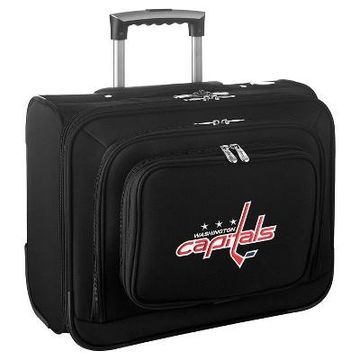 NHL Mojo Wheeled Laptop Suitcase