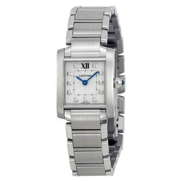 Cartier Women's Silver Watch (Silver)