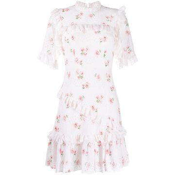 dessert rose mini dress