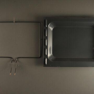 Whirlpool Range/Stove/Oven Part # W10789865 - Bottom Panel - Genuine OEM Part