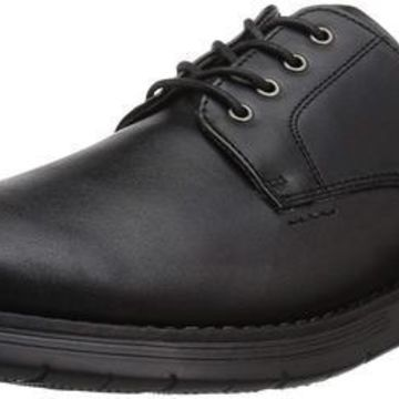 GBX Mens Hatch Lace Up Casual Oxfords