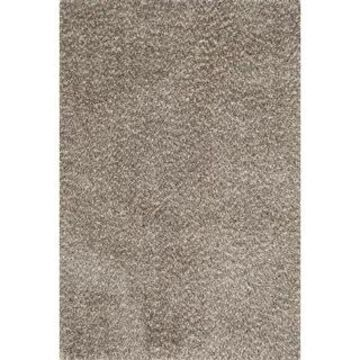 Alexander Home London Hand-tufted Textured Plush Shag Rug (Light Brown/Multi 9'3
