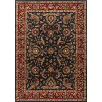 Artistic Weavers Middleton Georgia 2' X 3' Accent Rug In Charcoal