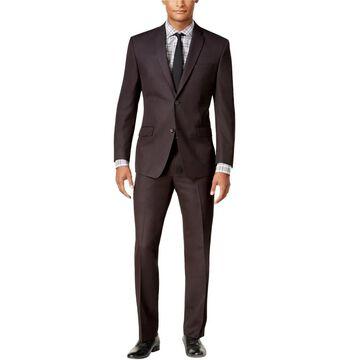Marc New York Mens Micro-Grid Tuxedo