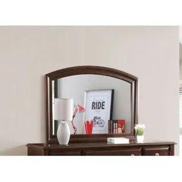 Ashford Bedroom Mirror - Cappuccino