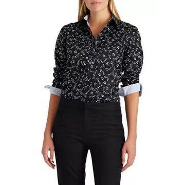 Chaps Women's Non Iron Button Down Shirt -