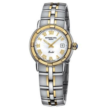 Raymond Weil Women's 9440-STG-00308 'Parsifal' Two-Tone Stainless Steel Watch