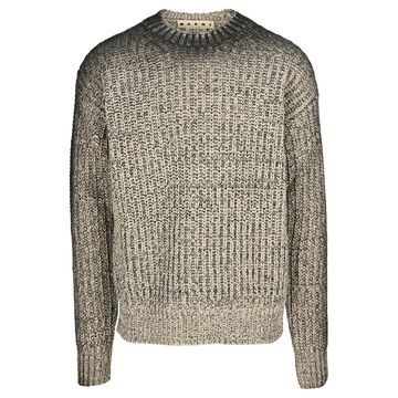 Marni Spray Gradient Chunky-knit Jumper