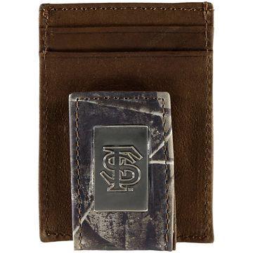 Florida State Seminoles Front Pocket Camo Wallet