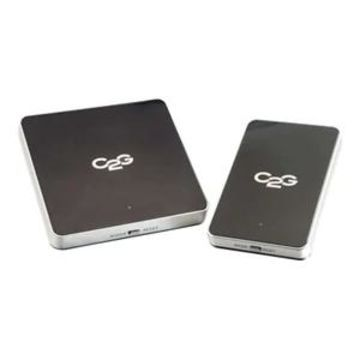 C2G Wireless A/V for HDMI Devices - TAA - Wirelessly Transmit HDMI - wireless video/audio extender - 802.11b/g/n