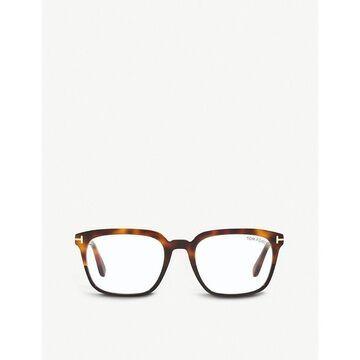 FT5626-B acetate rectangle-frame eyeglasses