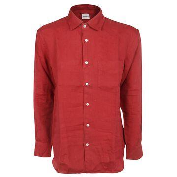 Aspesi Long Buttoned Shirt
