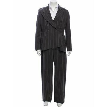 Vintage 1990's Two-Piece Suit Grey