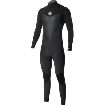Rip Curl Flashbomb 3/2 Chest-Zip Full Wetsuit - Men's